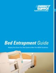 Bed Entrapment Guide.pdf - Direct Supply