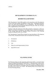 Residential Densities - Cairns Regional Council