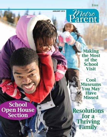 PDF version of the magazine - Metro Parent
