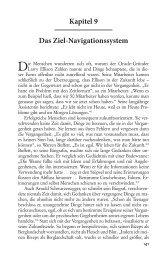 Das Ziel-Navigationssystem - Ambition Verlag