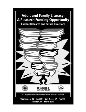 Adult and Family Literacy - LINCS - U.S. Department of Education