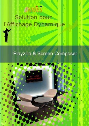 Solution pour l'Affichage Dynamique - Abix
