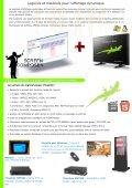 Solution pour l'Affichage Dynamique - Abix - Page 2