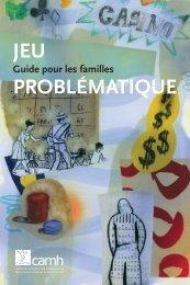 Guide pour les familles - ProblemGambling.ca