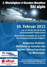 weiterführender Link... - Ski alpin