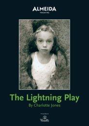 The Lightning Play - Almeida Theatre