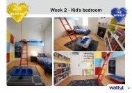 Week 2 - Kid's bedroom - Wattyl