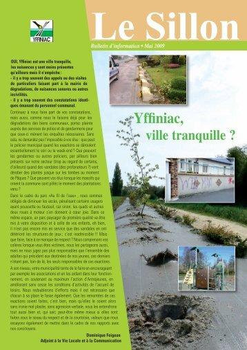 Le Sillon de Mai 2009 - Yffiniac