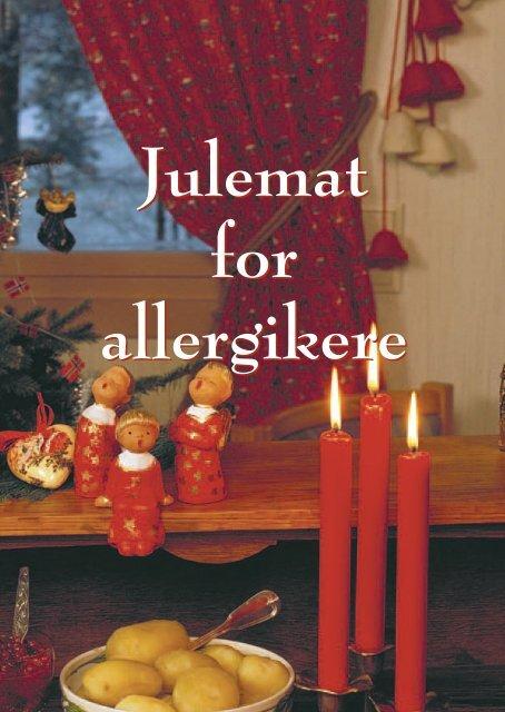 Last ned oppskrifts- hefte her - Norges Astma- og Allergiforbund