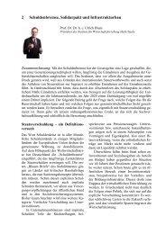 2 Schuldenbremse, Solidarpakt und Infrastrukturbau - 1 ...