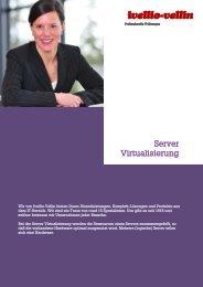 Server Virtualisierung - Ivellio-Vellin Shop