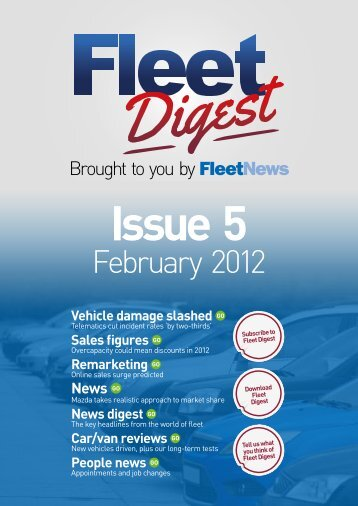 February 2012 - Fleet News