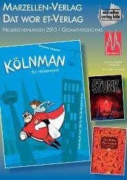 NEU - Marzellen Verlag