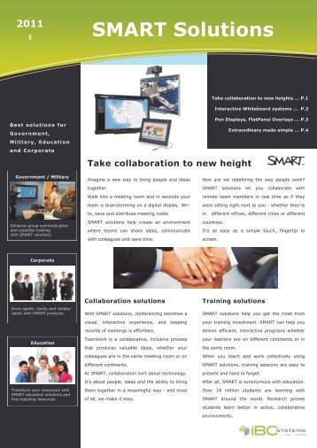 SMART Solutions - IBC systems GmbH