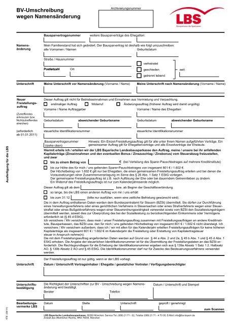 bausparvertrag steuererklärung