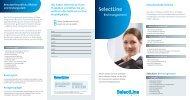 Download Flyer: SelectLine Finanzbuchhaltung - Layer 2 GmbH