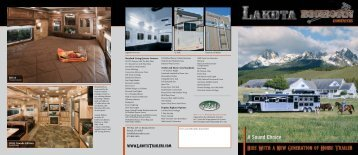 Brochure - Lakota