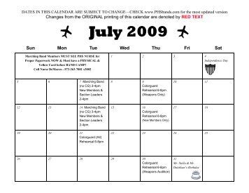 Band Calendar 09-10.pub