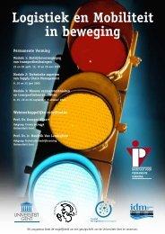 Logistiek en Mobiliteit - IVPV - Instituut voor Permanente Vorming