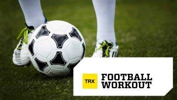 Football WoRKoUt - TRX