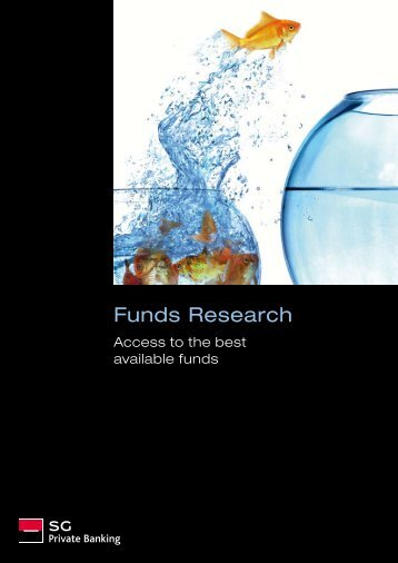 Funds Research - Societe Generale Private Banking - Société ...