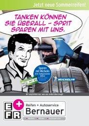 Tanken Können Sie Überall – Sprit Sparen Mit Uns. - Reifen Bernauer