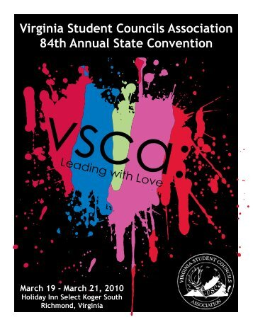 Virginia Student Councils Association 84th Annual State Convention