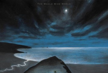 'The Whole Wide World' - pdf catalogue - Adam Gallery