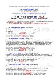 CORSI e WORKSHOP 2011-2012_ ADULTI - SPAZIOFARINI6