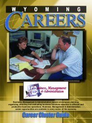 Business, Management & Administration careers encompass ...