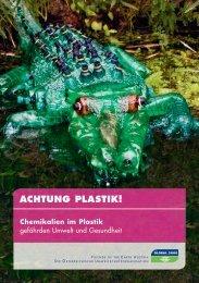 ACHTUNG PLASTIK! - Global 2000
