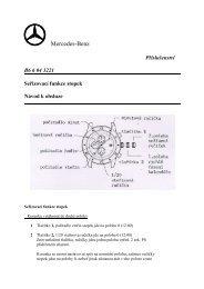 Seřizovací funkce stopek_B6 6 04 3221.pdf - Mercedes-Benz