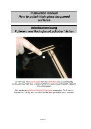 Produktinformation (PDF) - Elac