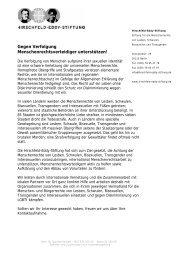 Deutsch - Hirschfeld-Eddy-Stiftung