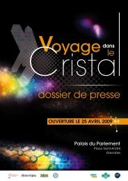 dossier de presse - Institut NÉEL - CNRS