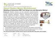 Diplom-/Studien-/Master-/Bachelorarbeit - Arbeitsgebiet ...