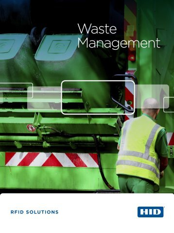 Waste Management - RFID Connect