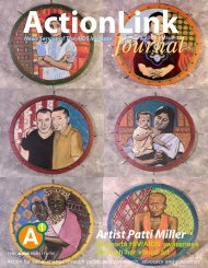 ActionLink Journal - January 2007 - The AIDS Institute