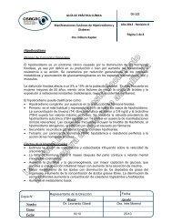 Cli-122 Manifestaciones cutáneas en Hipotiroidismo y ... - osecac
