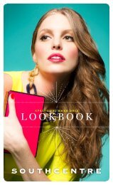 LOOKBOOK - Southcentre Mall