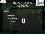 Internet Cidadão Quissamã - ABUSAR