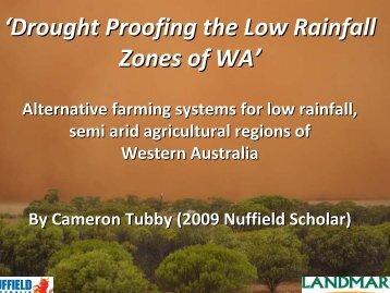 Download presentation (2.3 MB) - Nuffield Australia Farming Scholars