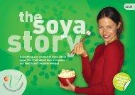 The Soya Story - Vegetarian & Vegan Foundation