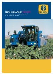 NEW HOLLAND VX7090 - Euromachines