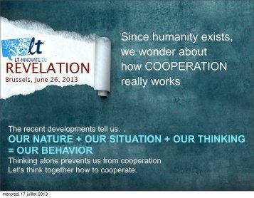 REVELATION - LT-Innovate