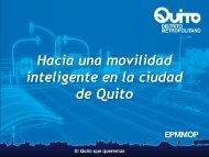 Hacia una movilidad inteligente en la ciudad de ... - Schneider Electric