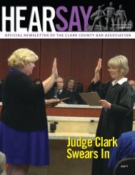 June '13 - inside pages - Clark County Bar Association