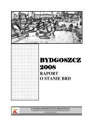 bydgoszcz bydgoszcz 2008 - Biuletyn Informacji Publicznej Miasta ...