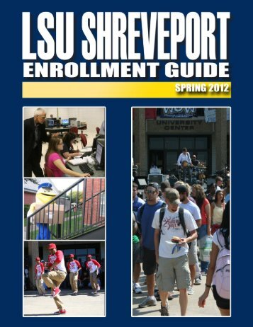 Spring 2012 - Louisiana State University at Shreveport