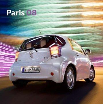 Der neue IQ ab Februar 2009 - Autoimport Jelken GmbH